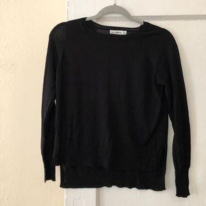 Zara Knit black sweater